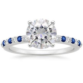 anillo de plata solitario italiano joyas agate